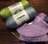 First Yarn Review- Caron SimplySoft