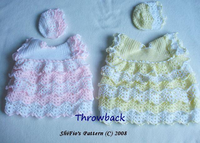 Throwback Thursday Pattern100